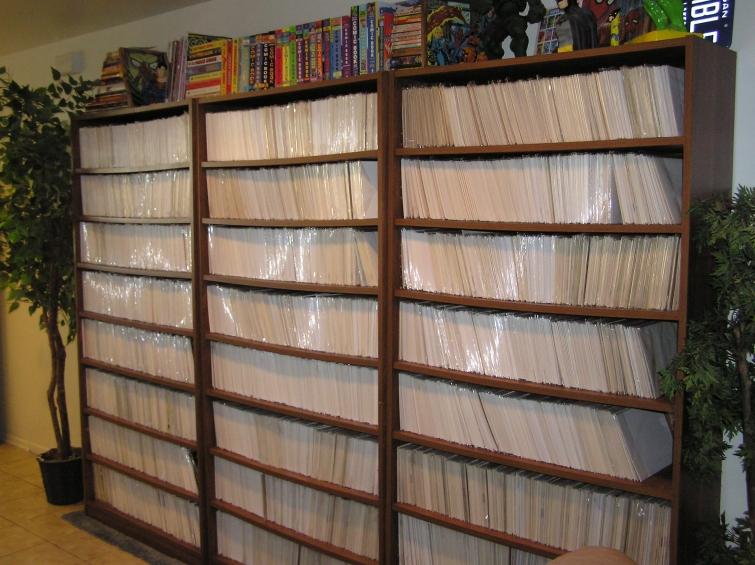100 Comic Book Shelves Colors Davis 36emoor Co Ltd